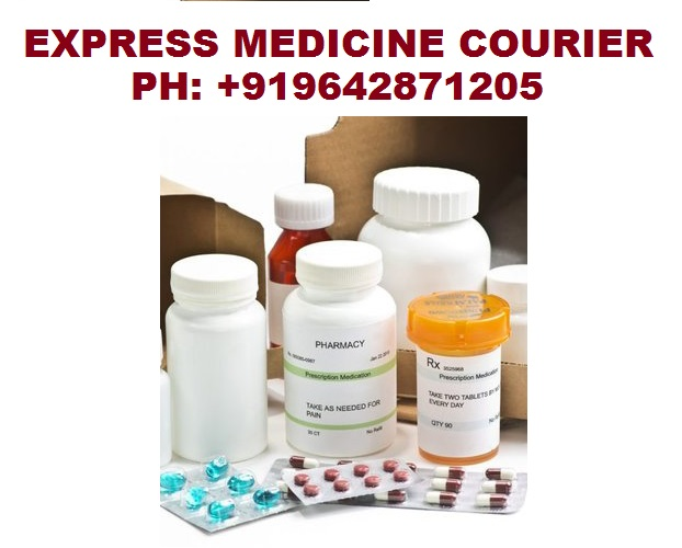 Medicine International Courier Services In Hyderabad
