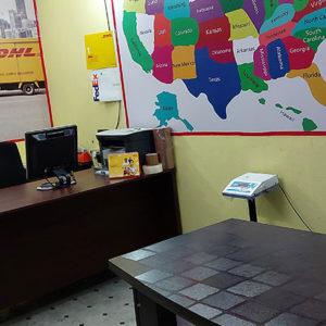 ICS International Courier Service in Hyderabad Telangana