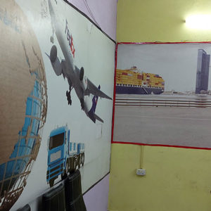 International Courier Service in Hyderabad